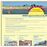 EgmondTourist.nl webdesign 2016