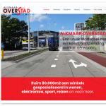 Alkmaar Overstad webdesign