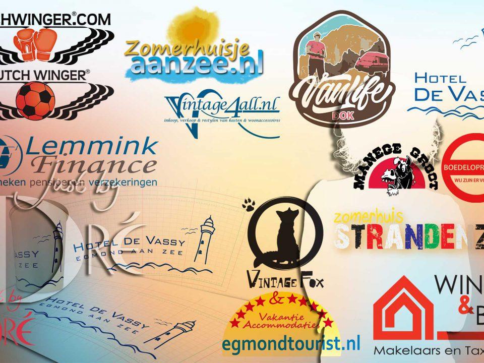 artwork en logo ontwerp